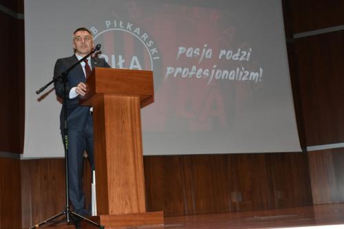 Gala KP Piła 2020 (fot. Justyna Wojakiewicz)