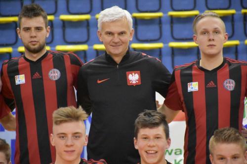 Wizyta Trenera Jacka Magiery (fot. Justyna Wojakiewicz)