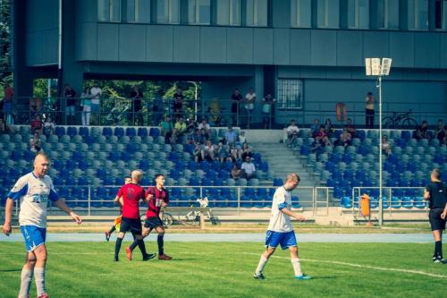 KP Piła - Piast Głubczyn (senior fot. Jakub Bartkowiak)